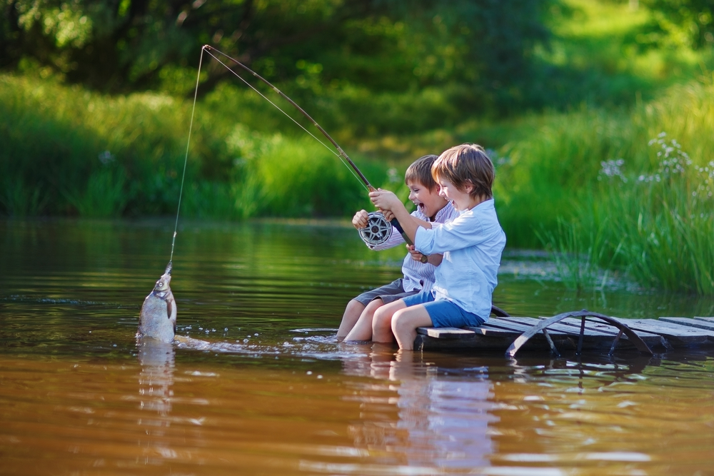 Advantages of Fishing For Kids